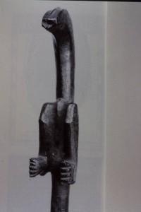 Gardien de reliquaire Mahongwe du Gabon
